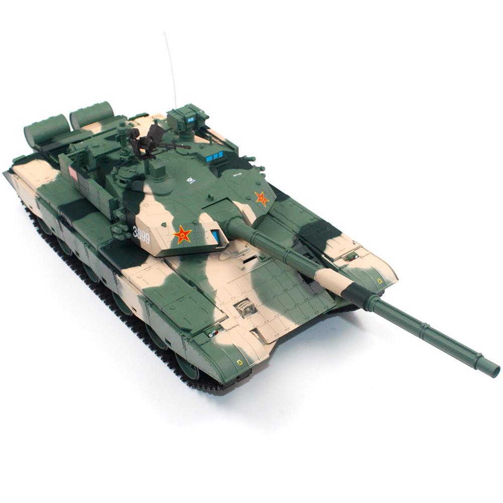 rc-cars Heng Long 1/16 2.4G China 99A RC Tank RC1403948 9