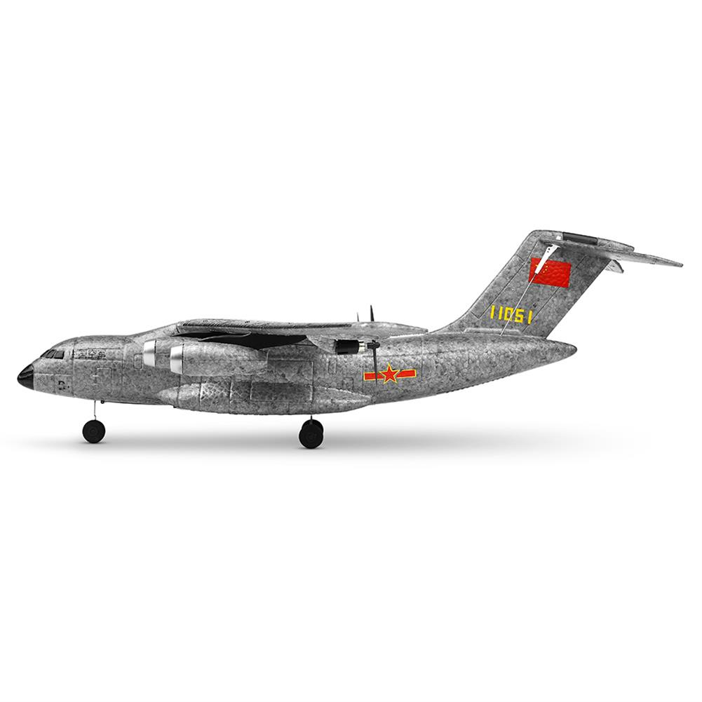 rc-airplanes XK A130-Y20 2.4G 3CH 500mm Wingspan EPP RC Airplane Fixed Wing Aircraft RTF Built-in Gyro RC1404681 2