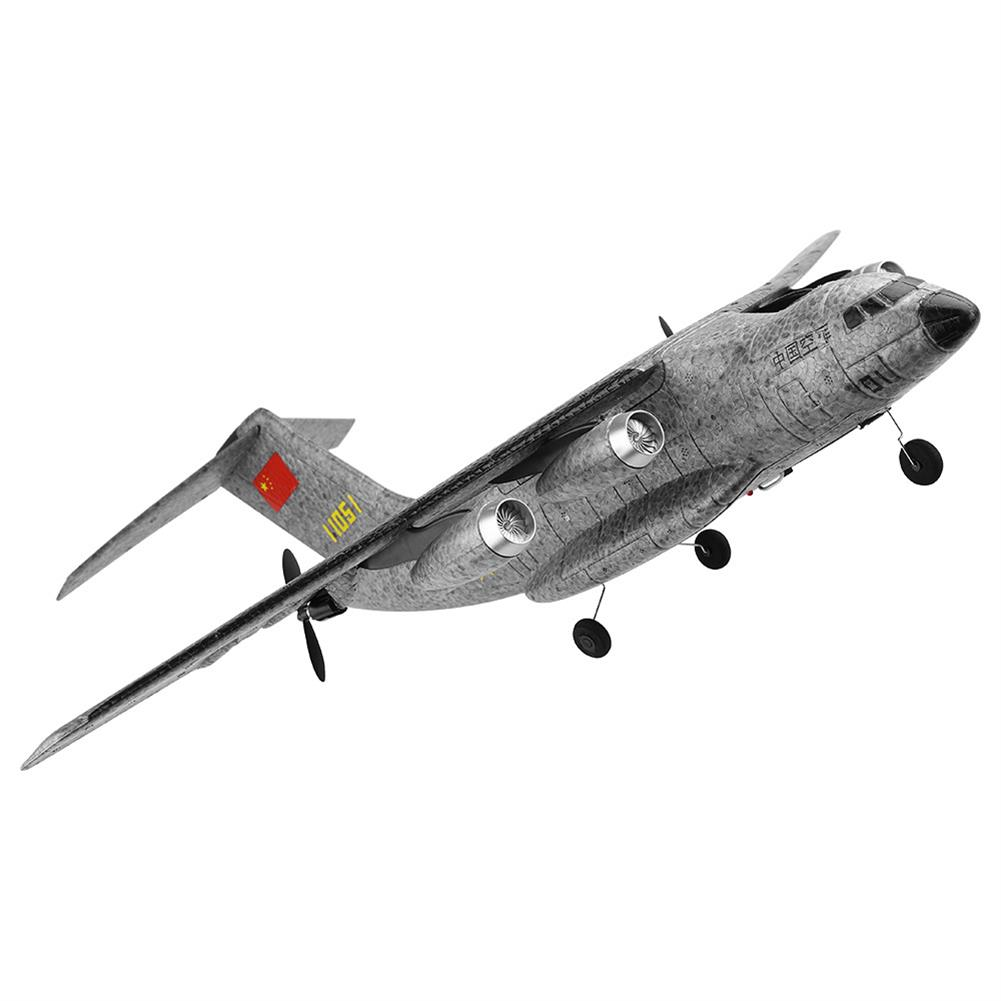 rc-airplanes XK A130-Y20 2.4G 3CH 500mm Wingspan EPP RC Airplane Fixed Wing Aircraft RTF Built-in Gyro RC1404681 5