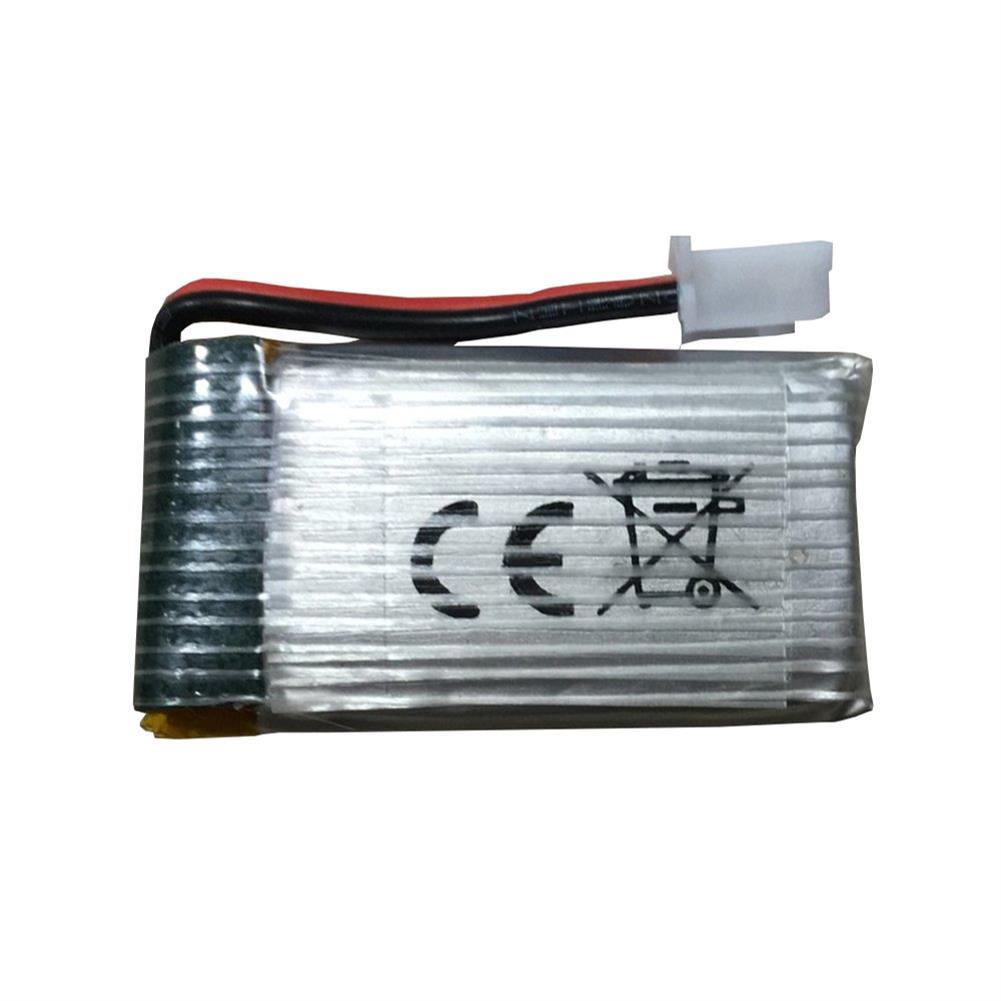 batteries-1S 3.7V 450mAh LiPo Battery With Dual Protection Board Spare Part For Z51 Predator RC Airplane-RC1404687