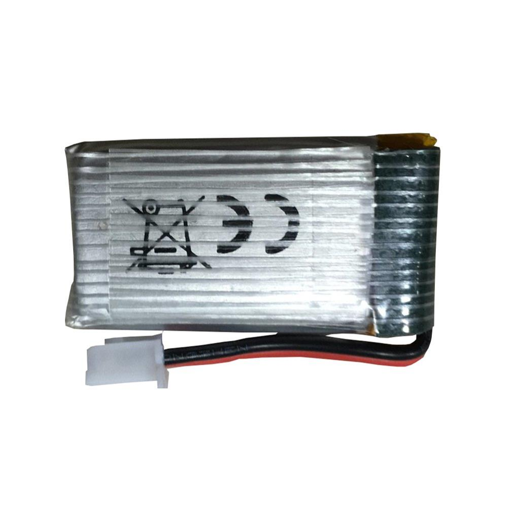 batteries-1S 3.7V 450mAh LiPo Battery With Dual Protection Board Spare Part For Z51 Predator RC Airplane-RC1404687 2