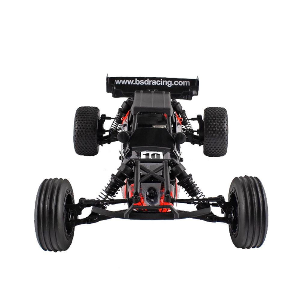 rc-cars BSD Racing CR-709T 1/10 2.4G 2WD 45km/h Brushed Rc Car EP Off-Road Baja Truck RTR Toy Random Color RC1407135 3