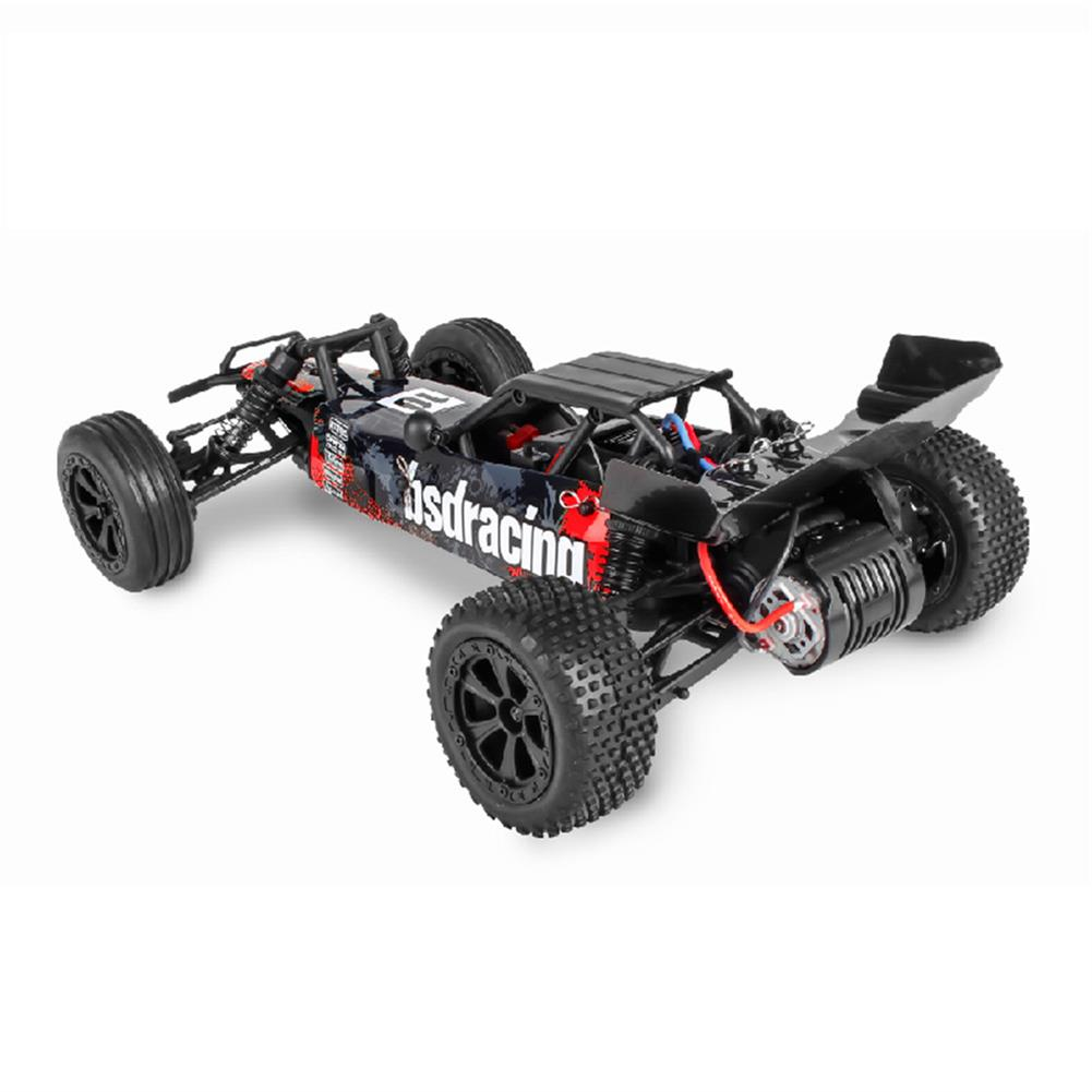 rc-cars BSD Racing CR-709T 1/10 2.4G 2WD 45km/h Brushed Rc Car EP Off-Road Baja Truck RTR Toy Random Color RC1407135 4
