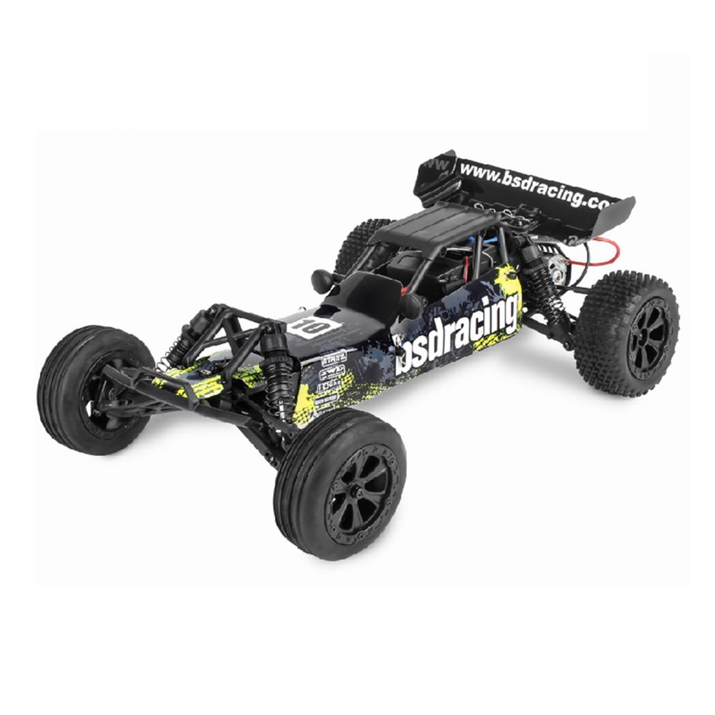 rc-cars BSD Racing CR-709T 1/10 2.4G 2WD 45km/h Brushed Rc Car EP Off-Road Baja Truck RTR Toy Random Color RC1407135 5