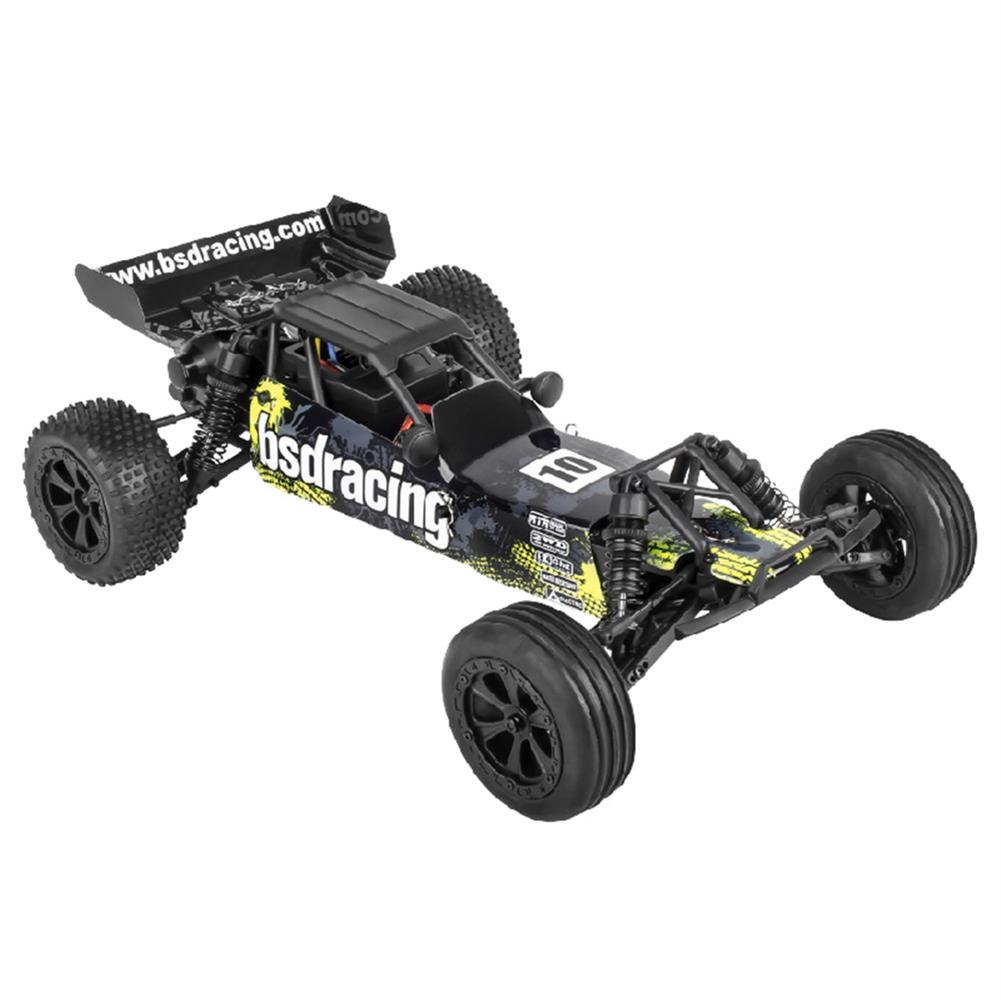 rc-cars BSD Racing CR-709T 1/10 2.4G 2WD 45km/h Brushed Rc Car EP Off-Road Baja Truck RTR Toy Random Color RC1407135 6
