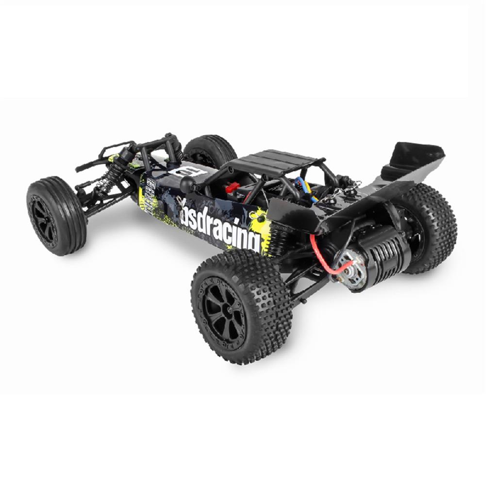 rc-cars BSD Racing CR-709T 1/10 2.4G 2WD 45km/h Brushed Rc Car EP Off-Road Baja Truck RTR Toy Random Color RC1407135 8