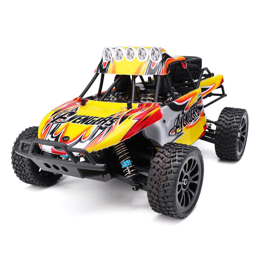 rc-cars HT C602 1/16 2.4G 4WD 35km/h Rc Car Full Proportional Desert Off-Road Truck RTR Toy RC1407693