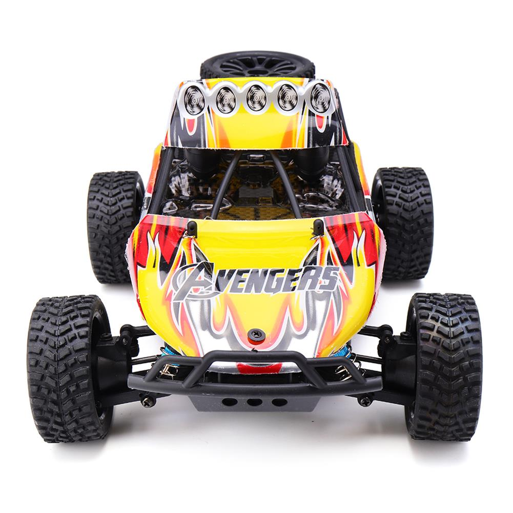 rc-cars HT C602 1/16 2.4G 4WD 35km/h Rc Car Full Proportional Desert Off-Road Truck RTR Toy RC1407693 5