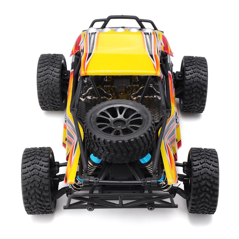 rc-cars HT C602 1/16 2.4G 4WD 35km/h Rc Car Full Proportional Desert Off-Road Truck RTR Toy RC1407693 6