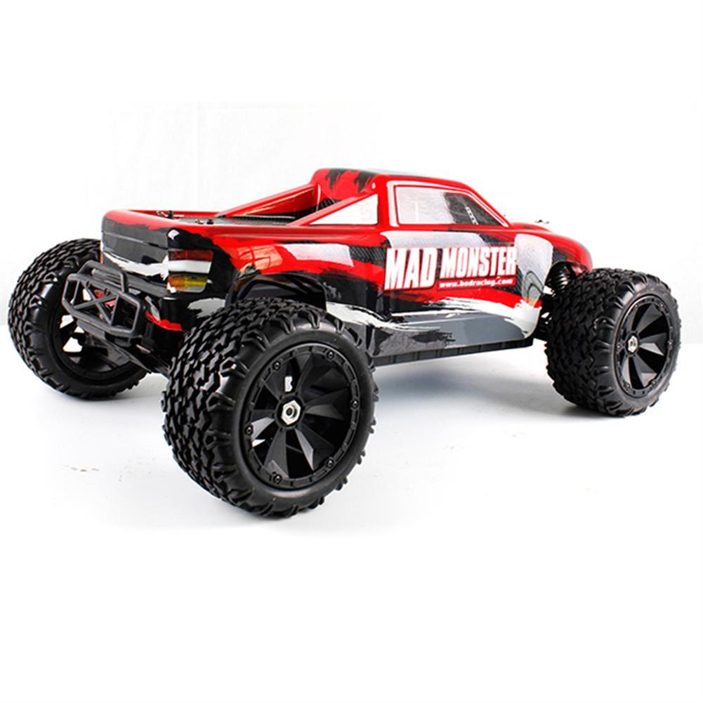 rc-cars BSD Racing CR-503T 1/5 2.4G 4WD 70km/h Brushless Rc Car EP Off-Road Truck RTR Toy RC1407718 1