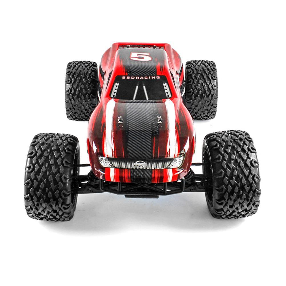 rc-cars BSD Racing CR-503T 1/5 2.4G 4WD 70km/h Brushless Rc Car EP Off-Road Truck RTR Toy RC1407718 3