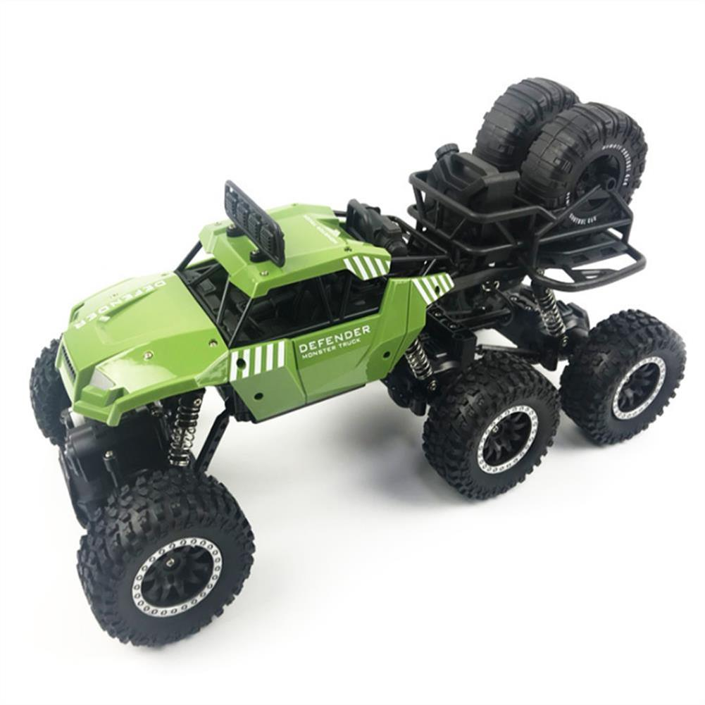 rc-cars SuLong Toys SL-3339 1/14 2.4G 6WD 20km/h Rc Car Off-Road Pick-up Truck RTR Toy RC1407733
