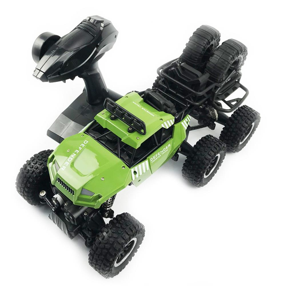 rc-cars SuLong Toys SL-3339 1/14 2.4G 6WD 20km/h Rc Car Off-Road Pick-up Truck RTR Toy RC1407733 1