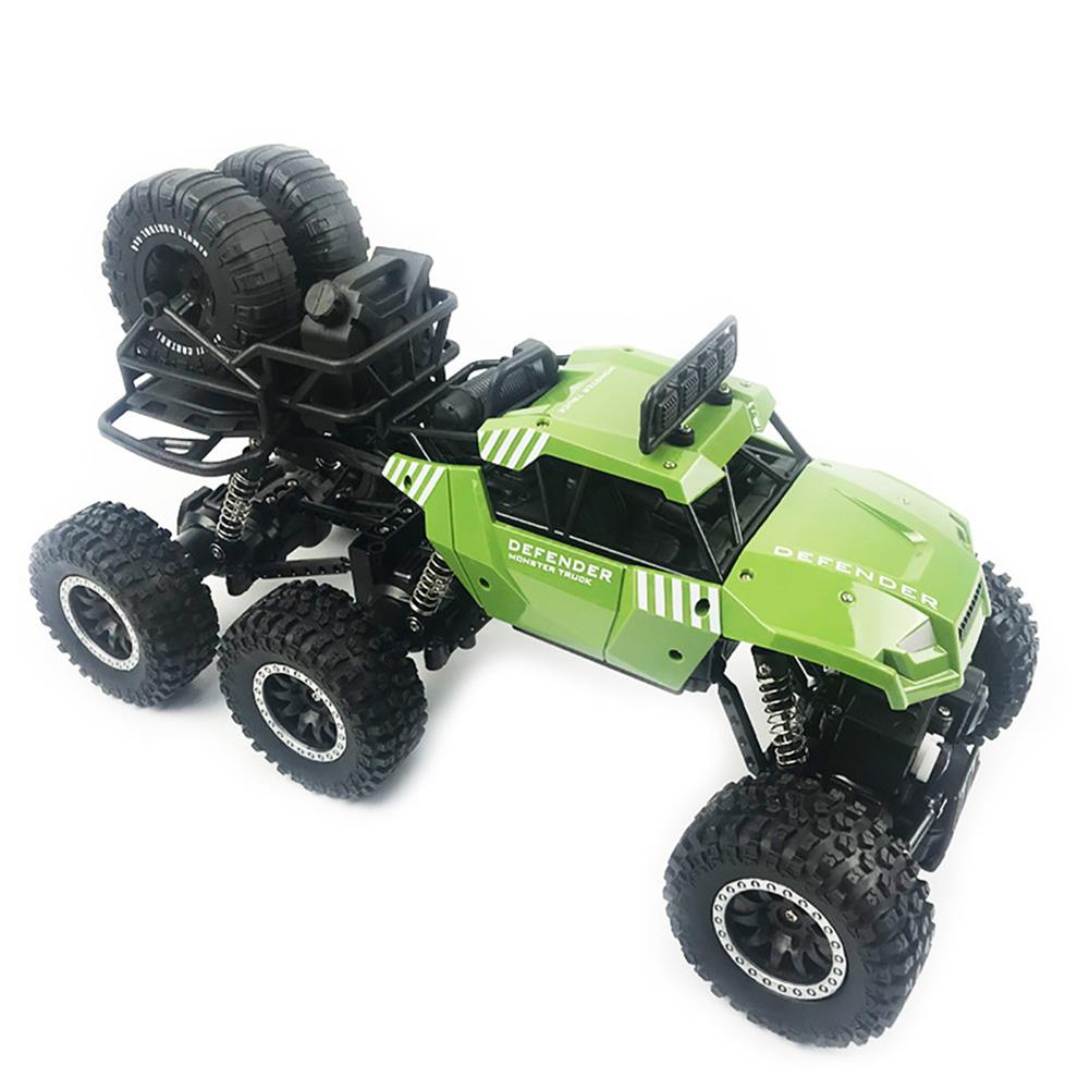 rc-cars SuLong Toys SL-3339 1/14 2.4G 6WD 20km/h Rc Car Off-Road Pick-up Truck RTR Toy RC1407733 2