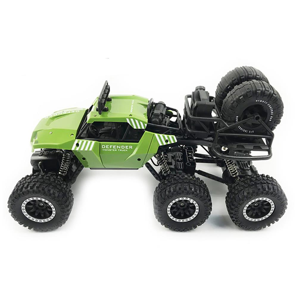 rc-cars SuLong Toys SL-3339 1/14 2.4G 6WD 20km/h Rc Car Off-Road Pick-up Truck RTR Toy RC1407733 3