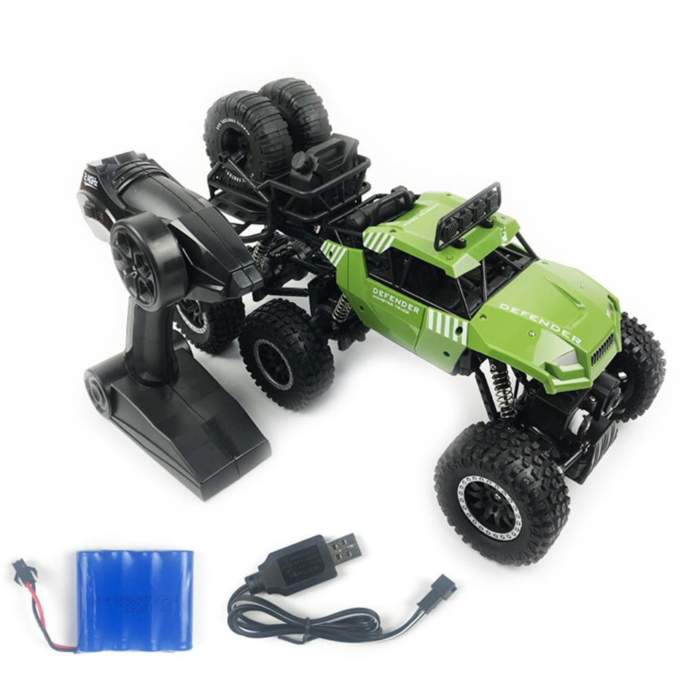 rc-cars SuLong Toys SL-3339 1/14 2.4G 6WD 20km/h Rc Car Off-Road Pick-up Truck RTR Toy RC1407733 4