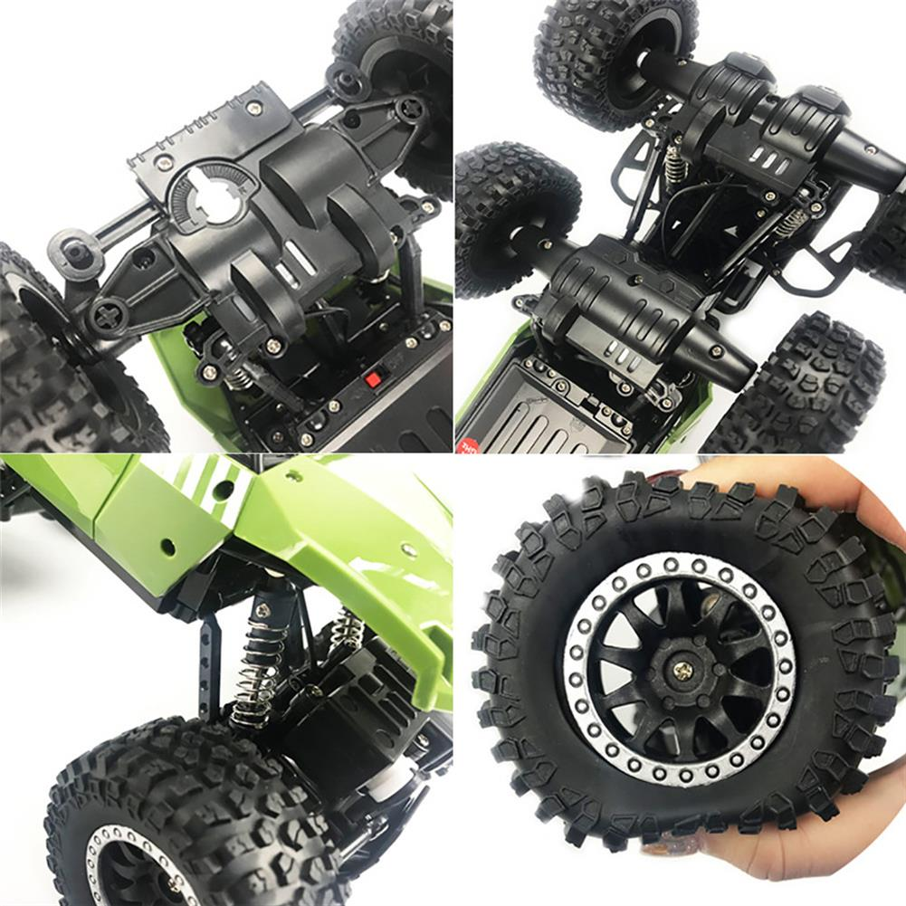rc-cars SuLong Toys SL-3339 1/14 2.4G 6WD 20km/h Rc Car Off-Road Pick-up Truck RTR Toy RC1407733 5