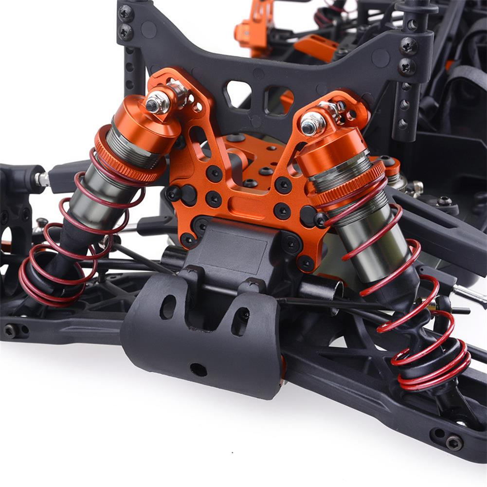 rc-cars ZD Racing 9116 1/8 4WD Brushless Electric Truck Metal Frame 100km/h RC Car Without Electric Parts RC1409804 7
