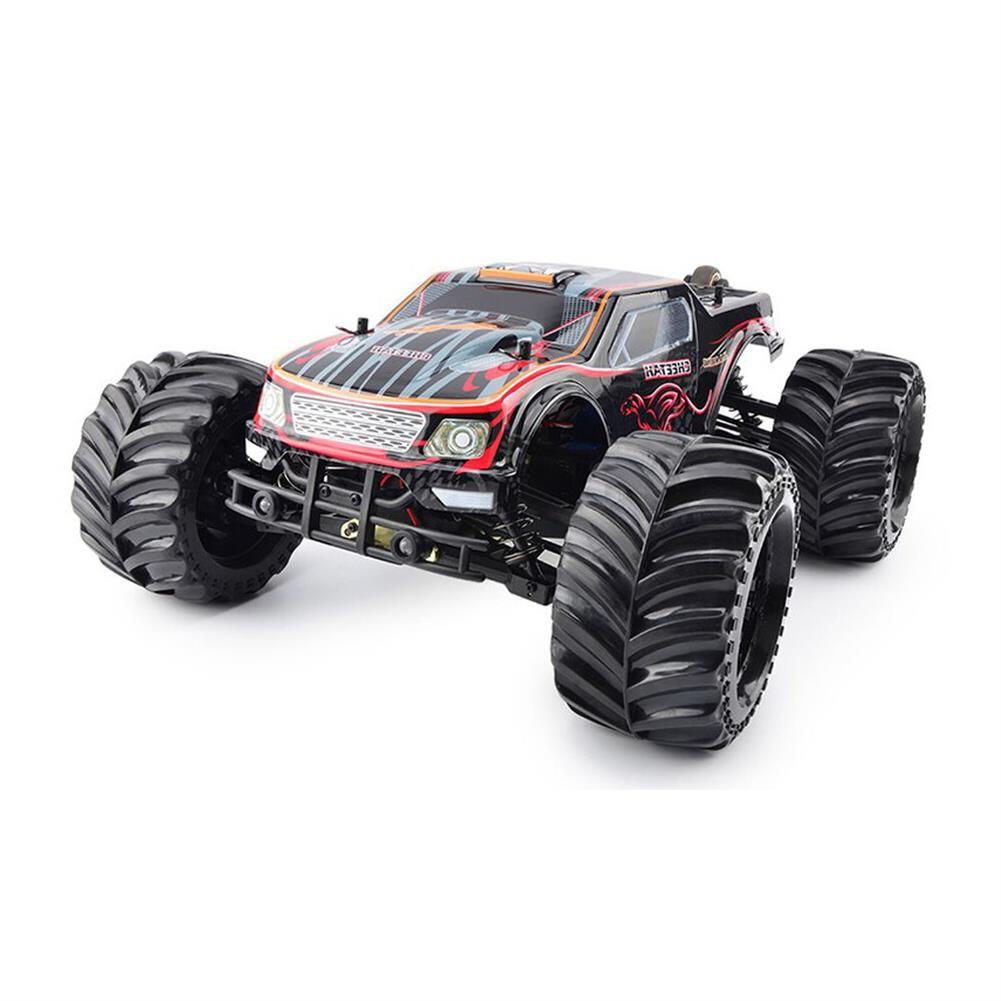 rc-cars JLB Racing CHEETAH 120A Upgrade 1/10 RC Car Frame Monster Truck 11101 Without Electric Parts RC1410284