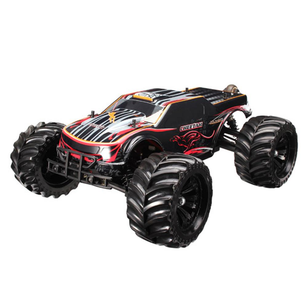 rc-cars JLB Racing CHEETAH 120A Upgrade 1/10 RC Car Frame Monster Truck 11101 Without Electric Parts RC1410284 1