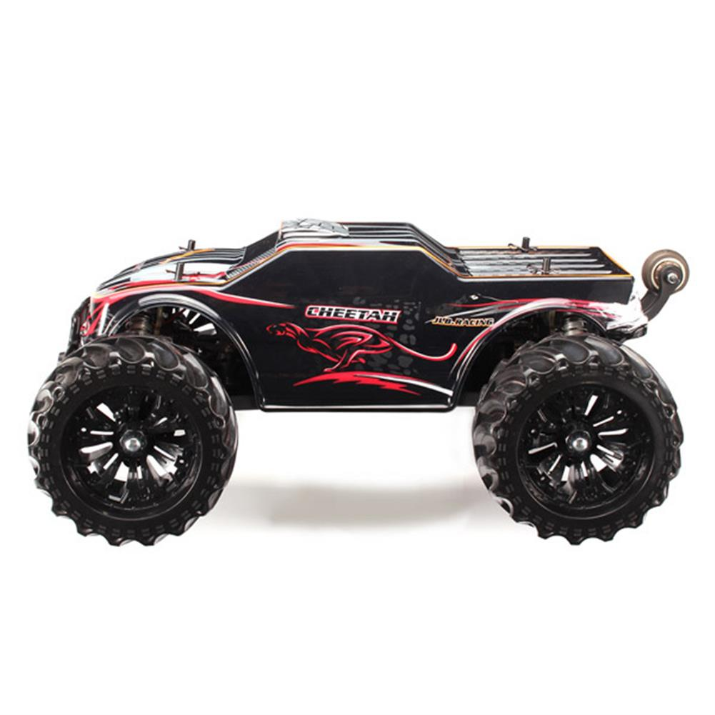 rc-cars JLB Racing CHEETAH 120A Upgrade 1/10 RC Car Frame Monster Truck 11101 Without Electric Parts RC1410284 2