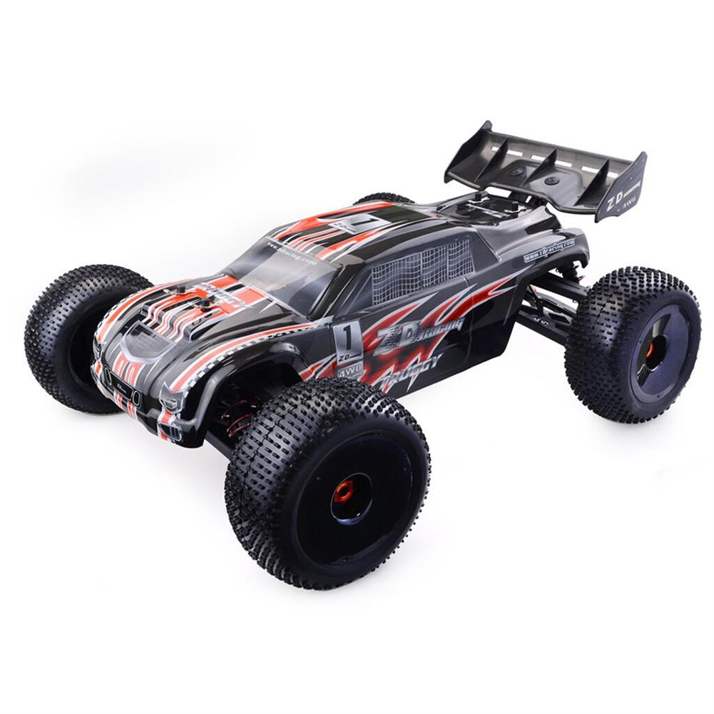 rc-cars ZD Racing 9021-V3 1/8 110km/h 4WD Brushless Truggy Frame DIY Rc Car KIT Without Electronic Parts RC1411473 1