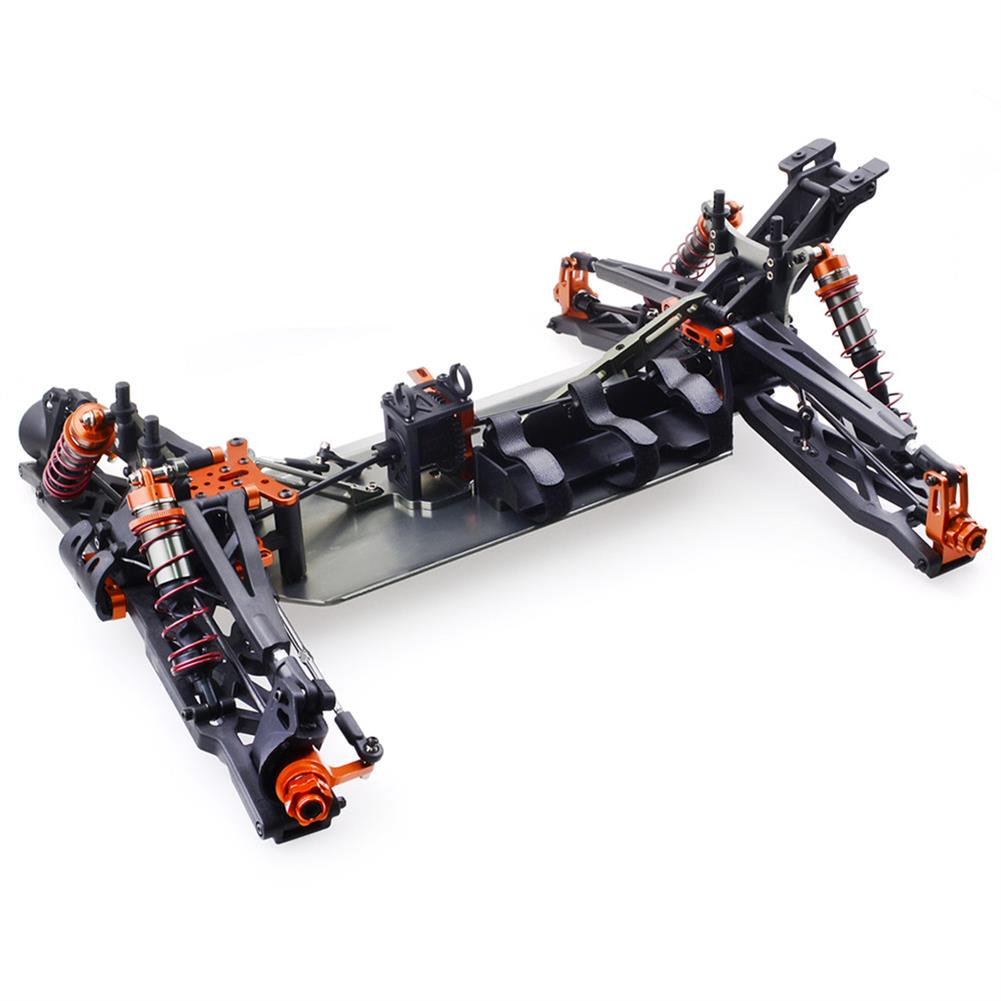 rc-cars ZD Racing 9021-V3 1/8 110km/h 4WD Brushless Truggy Frame DIY Rc Car KIT Without Electronic Parts RC1411473 3