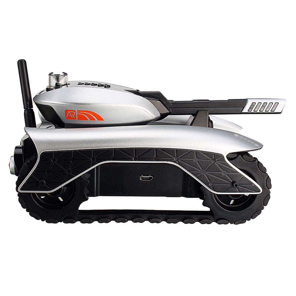 rc-tank Robosen Mech AR Battle App Controlled Rc Tank Support IOS Android Model Toy RC1411865 2