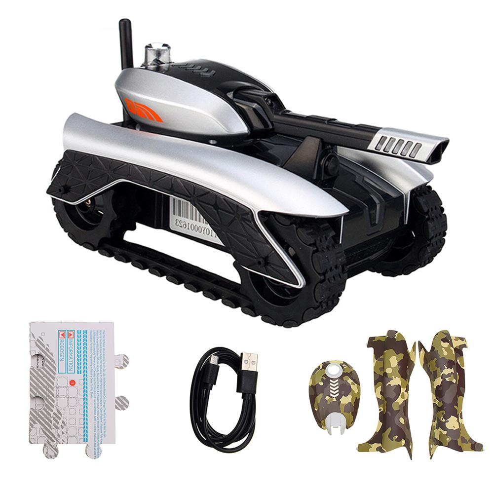 rc-tank Robosen Mech AR Battle App Controlled Rc Tank Support IOS Android Model Toy RC1411865 9
