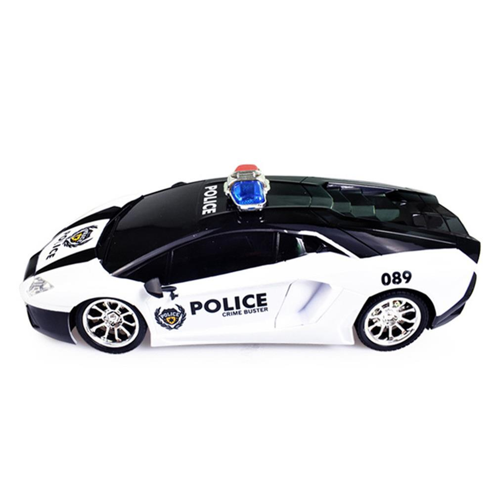 rc-cars Ye Jia Toys 266-5 1/12 Wireless 4CH Simulation Police Rc Car with Front LED Light Model RC1413615 3