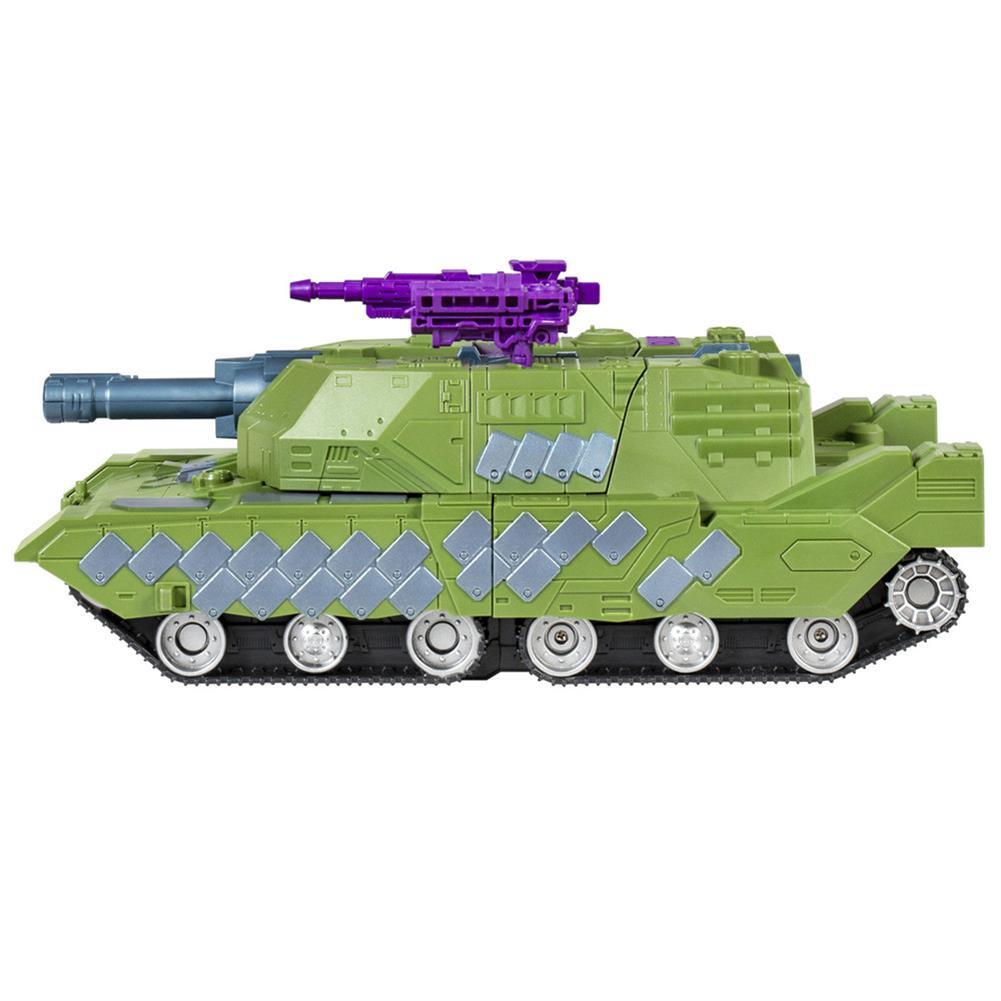 rc-tank MZ 1/14 2.4G Rc Car Deformation Battle Robot Tank 360 Degree Rotated Dancing Toys RC1414406 5