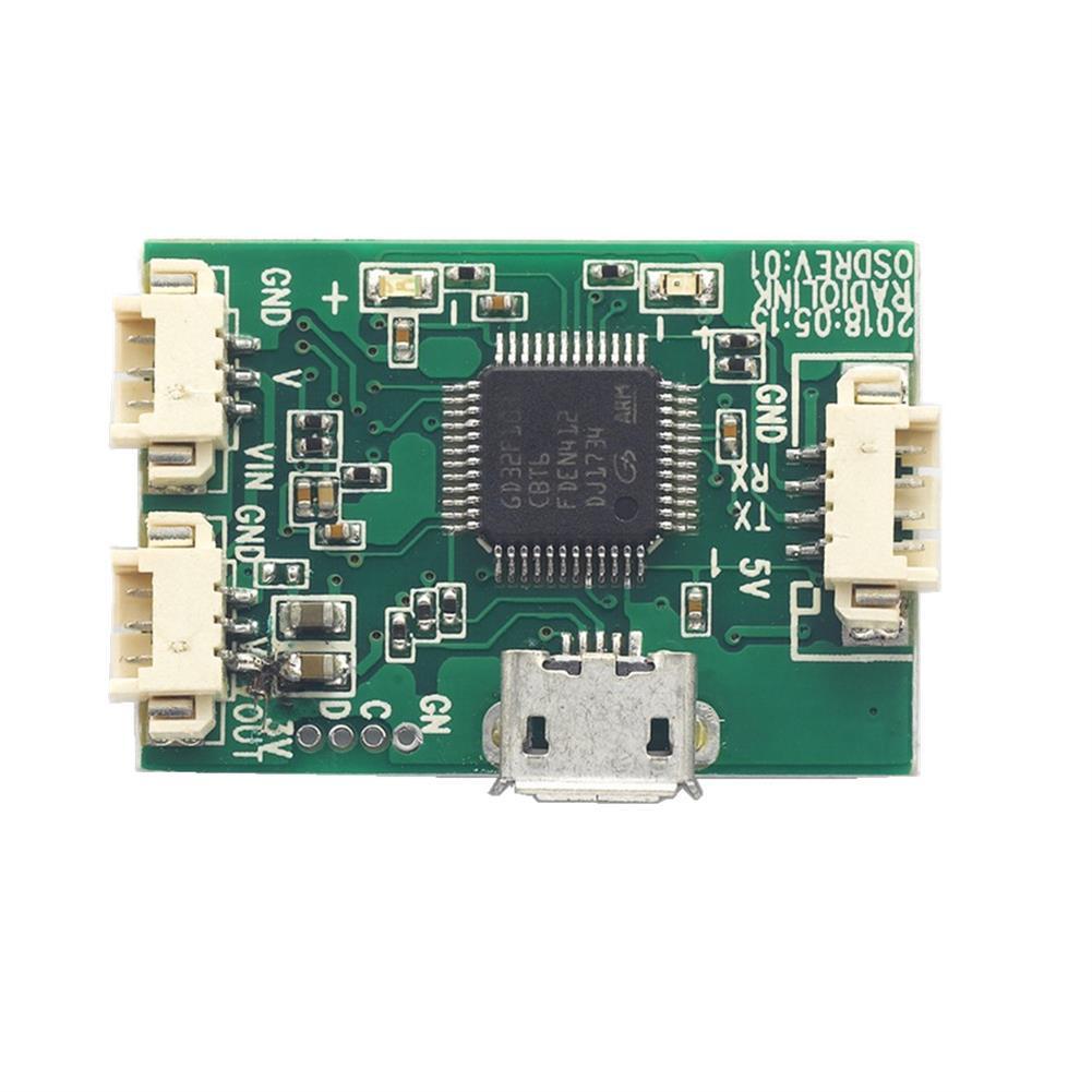 multi-rotor-parts Radiolink Mini OSD Module for Image Transmission Mini PIX / Pixhawk Flight Controller Board RC Drone FPV Racing RC1414810