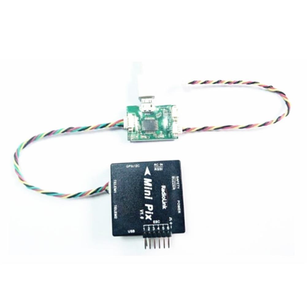 multi-rotor-parts Radiolink Mini OSD Module for Image Transmission Mini PIX / Pixhawk Flight Controller Board RC Drone FPV Racing RC1414810 2