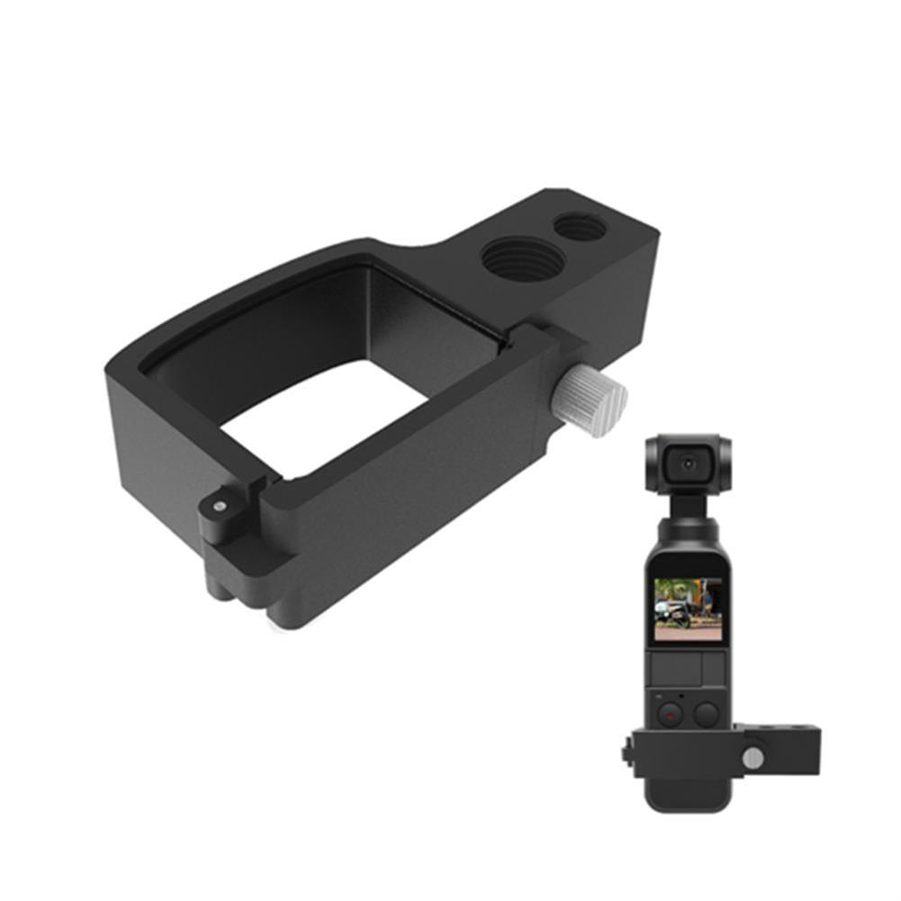 fpv-system 1/4 3/8 Thread Accessories Clamp Holder Gimbal Extension Bracket for DJI OSMO Pocket Handheld gimbal RC1416167