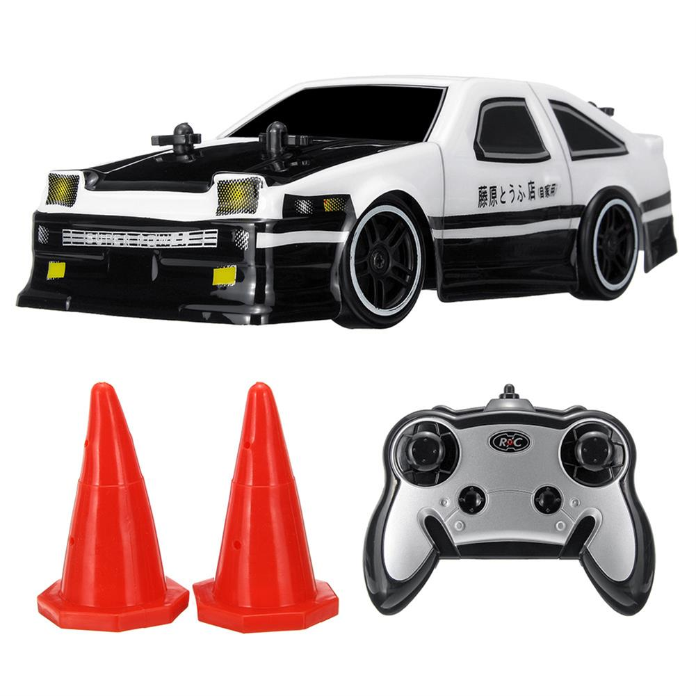 rc-cars AE86 1/24 2.4G 4WD Drift Rc Car Electric On-road Vehicle without Battery Toys RC1423189