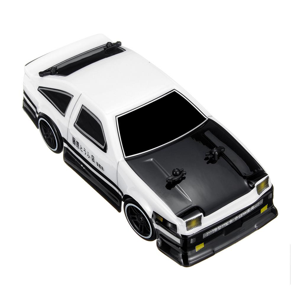 rc-cars AE86 1/24 2.4G 4WD Drift Rc Car Electric On-road Vehicle without Battery Toys RC1423189 3