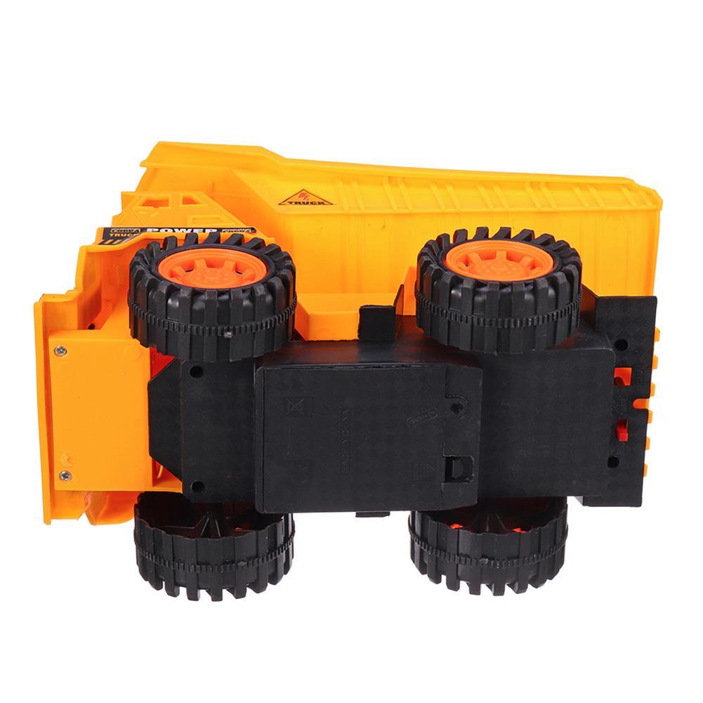 rc-cars Xuezhishan Toys 1011 4WD 5CH Wireless Rc Car Flashing Construction Dump Truck Excavator Bulldozer RC1424244 6