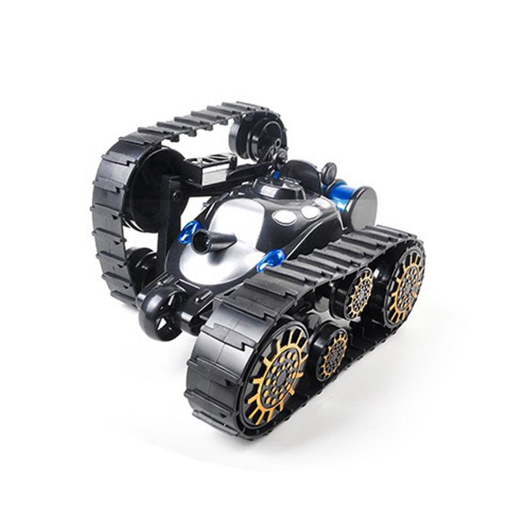 rc-tank Yundi 666-888 Wireless Control Rc Stunt Tank 360  Rotation Car with LED Light Toys RC1425699