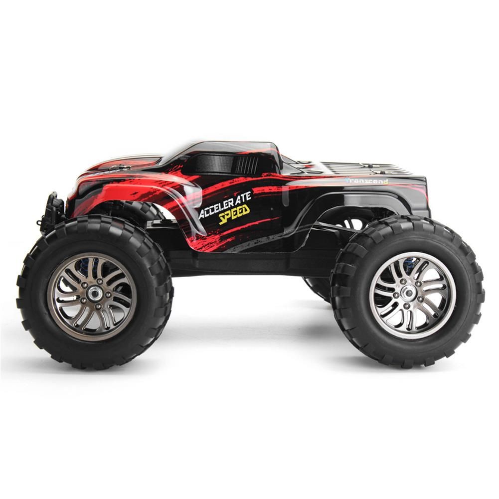 rc-cars NanSheng 8821G 1/12 2.4G 2WD 43km/h Rc Car Rock Crawler Off-road Truck RTR Toys RC1426040 5