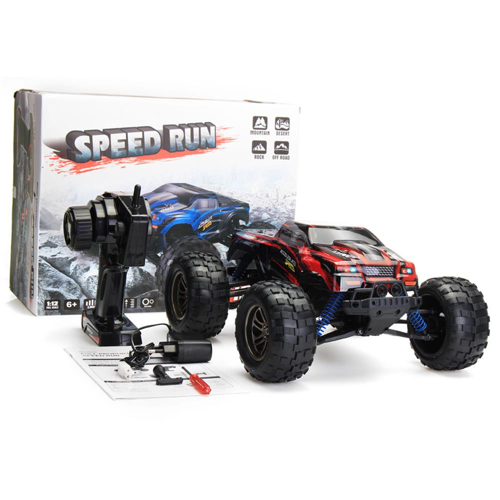 rc-cars NanSheng 8821G 1/12 2.4G 2WD 43km/h Rc Car Rock Crawler Off-road Truck RTR Toys RC1426040 7