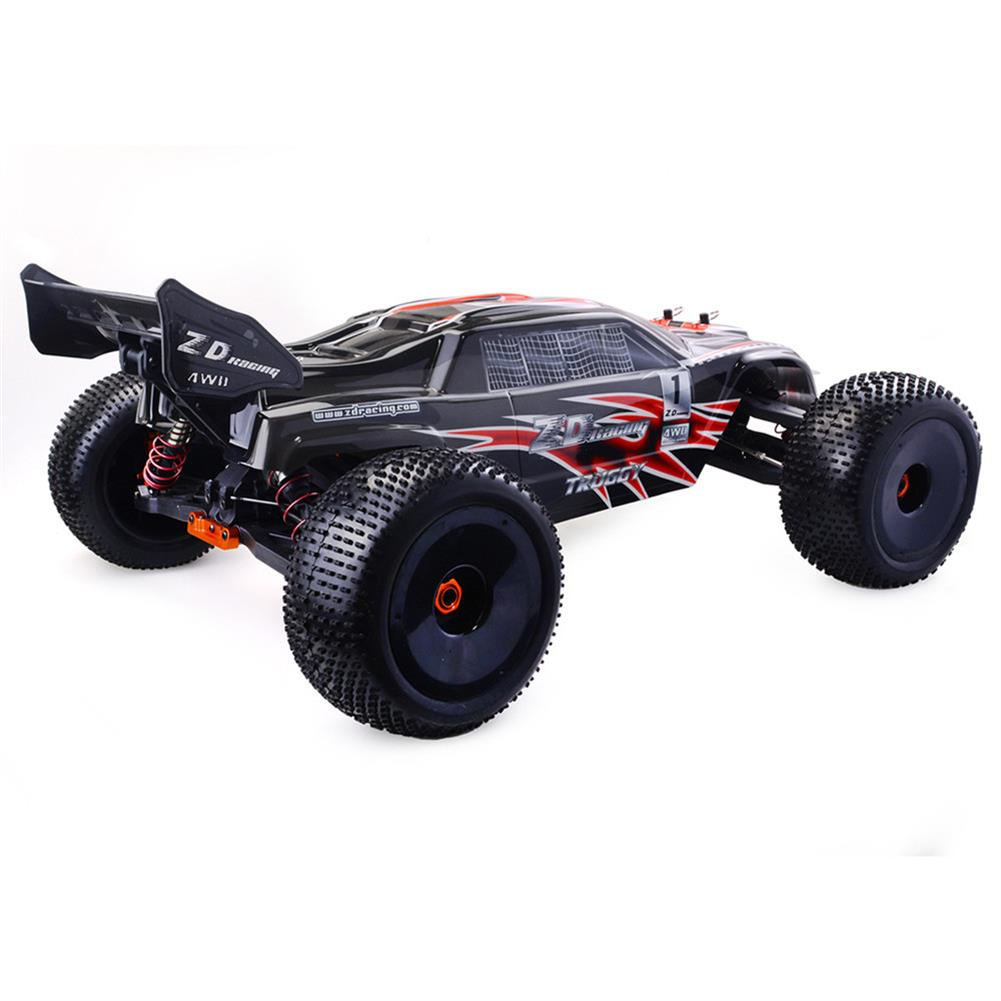 rc-cars ZD Racing 9021-V3 1/8 2.4G 4WD 80km/h Brushless Rc Car Full Scale Electric Truggy RTR Toys RC1426049 2