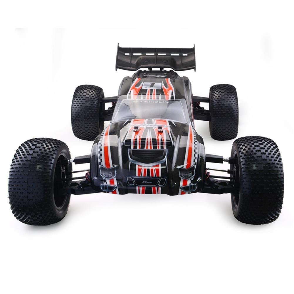 rc-cars ZD Racing 9021-V3 1/8 2.4G 4WD 80km/h Brushless Rc Car Full Scale Electric Truggy RTR Toys RC1426049 3