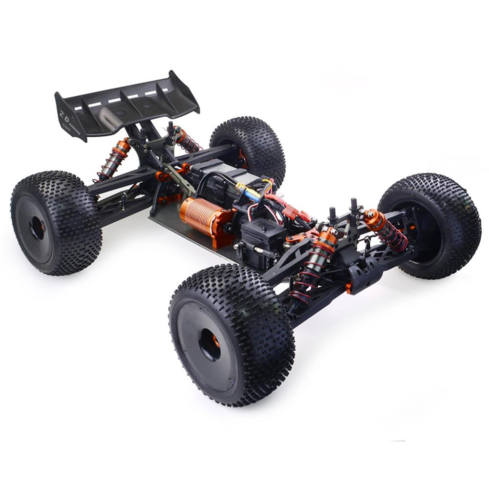 rc-cars ZD Racing 9021-V3 1/8 2.4G 4WD 80km/h Brushless Rc Car Full Scale Electric Truggy RTR Toys RC1426049 4