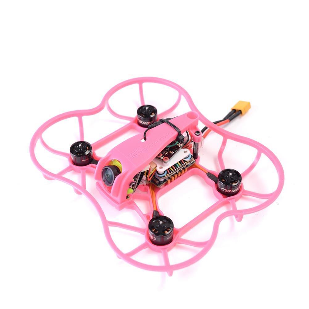 fpv-racing-drones Diatone 2019 GT R239 R90 Pink Edition 2 Inch 3S FPV Racing RC Drone PNP w/ F4 OSD 25A RunCam Micro Swift TX200U RC1426495
