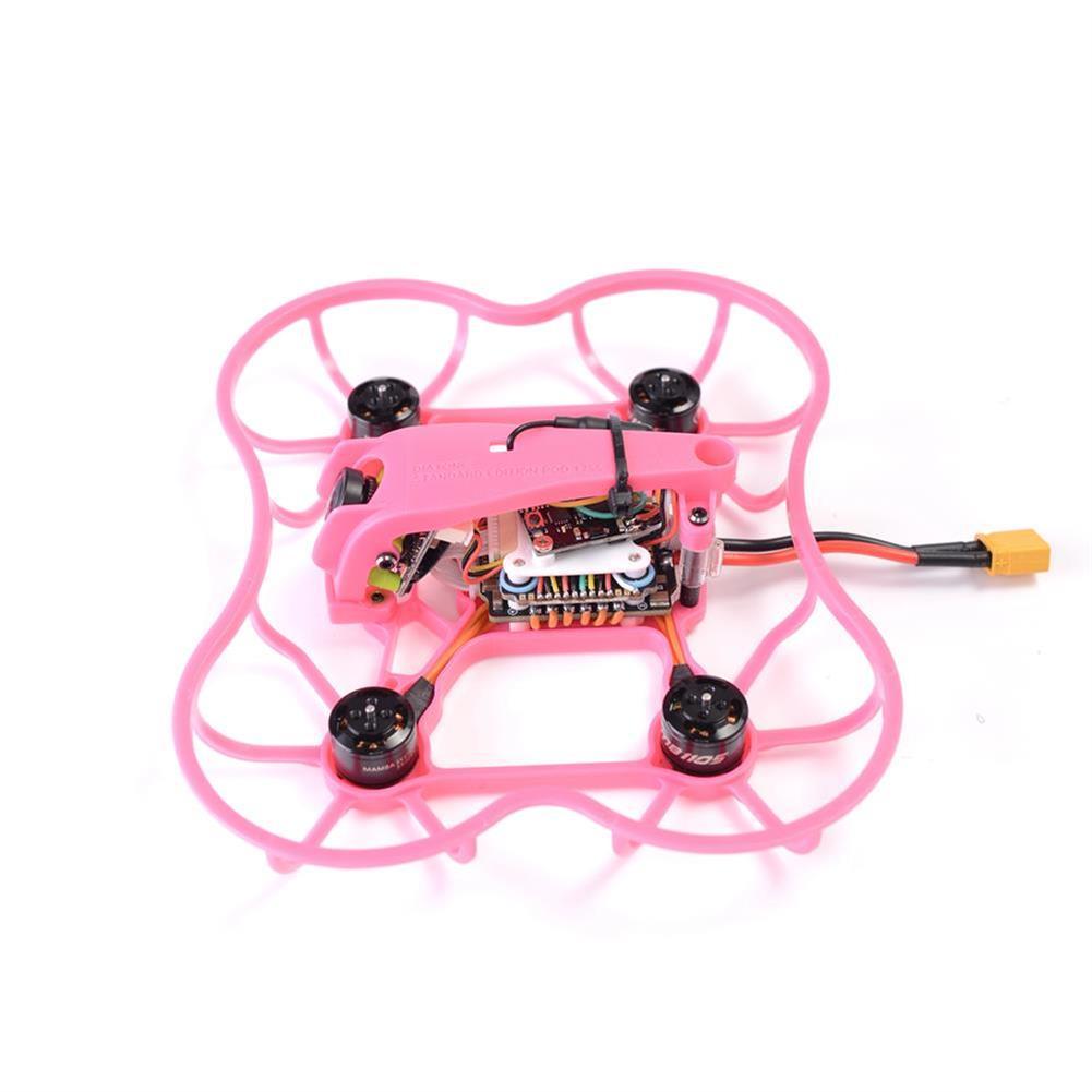 fpv-racing-drones Diatone 2019 GT R239 R90 Pink Edition 2 Inch 3S FPV Racing RC Drone PNP w/ F4 OSD 25A RunCam Micro Swift TX200U RC1426495 5