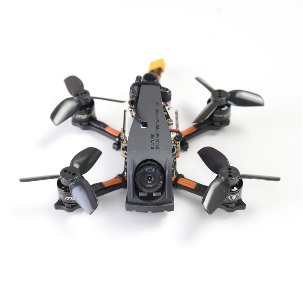 fpv-racing-drones Diatone 2019 GT R249 HD MK2 Edition 2 Inch 95mm F4 OSD FPV Racing Drone PNP w/ TX200 VTX Caddx Turtle V2 HD Camera RC1427231