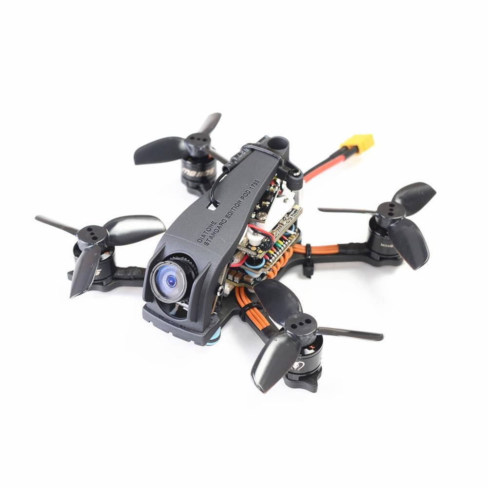 fpv-racing-drones Diatone 2019 GT R249 HD MK2 Edition 2 Inch 95mm F4 OSD FPV Racing Drone PNP w/ TX200 VTX Caddx Turtle V2 HD Camera RC1427231 1