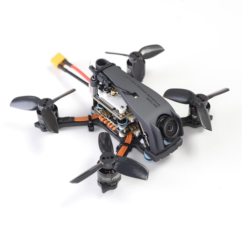 fpv-racing-drones Diatone 2019 GT R249 HD MK2 Edition 2 Inch 95mm F4 OSD FPV Racing Drone PNP w/ TX200 VTX Caddx Turtle V2 HD Camera RC1427231 2