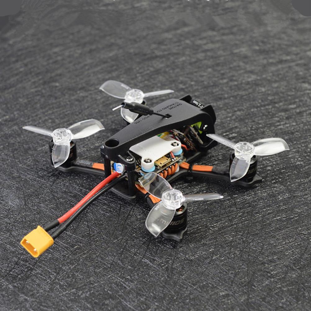 fpv-racing-drones Diatone 2019 GT-Rabbit R249 95mm 2 Inch FPV Racing Drone PNP w/ F4 OSD 20A TBS VTX Runcam Micro Swift RC1427233 4