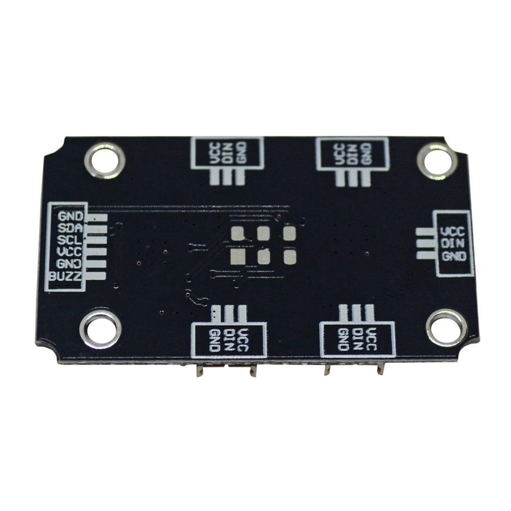 multi-rotor-parts WS2812 LED Module Decoder Built-in Buzzer for Pixhawk / Pixhack / Pixraptor Flight Controller RC1428597 1